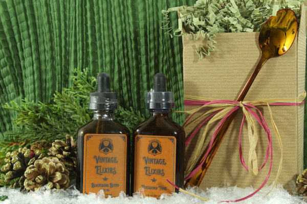 The Wise Leaf Vintage Elixirs Gift Box